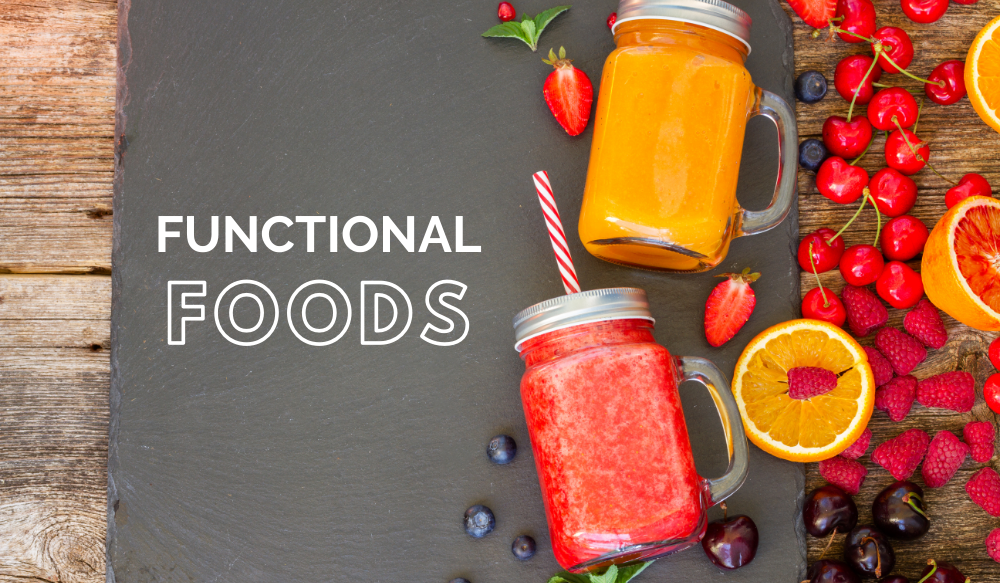 The Immediate Functional Food Opportunity in Canada for Juices, Smoothies and Snacks