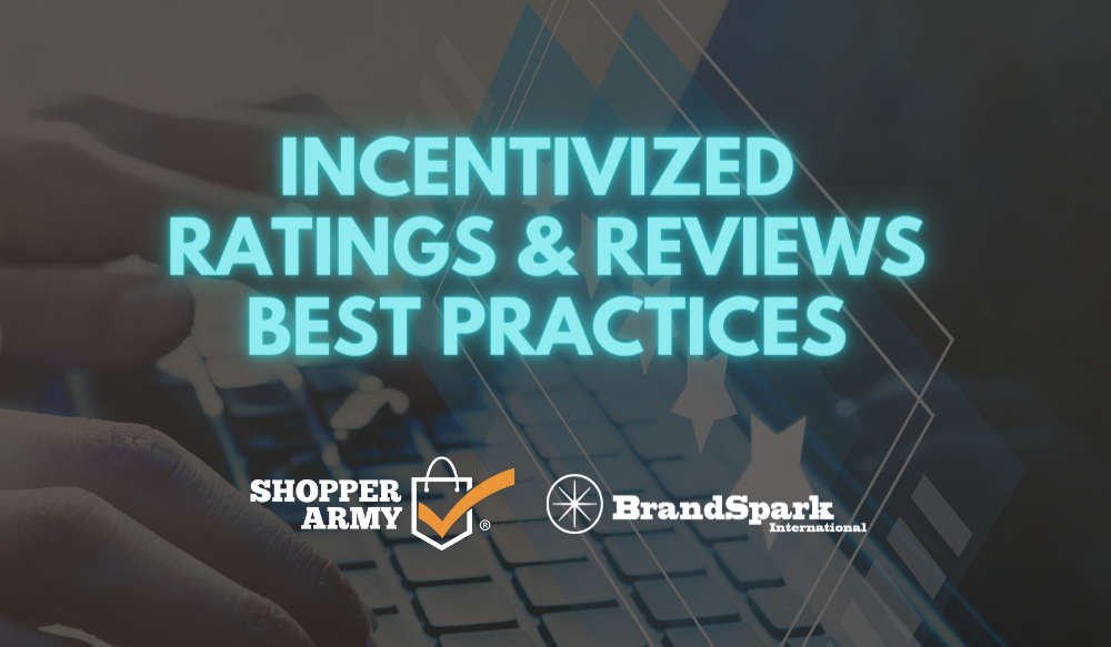 Webinar: Incentivized Ratings & Reviews Best Practices